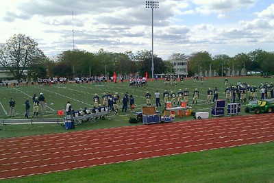 Naval Academy Prep School Football Sept 17, 2011
