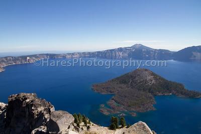 Crater Lake NP-8166