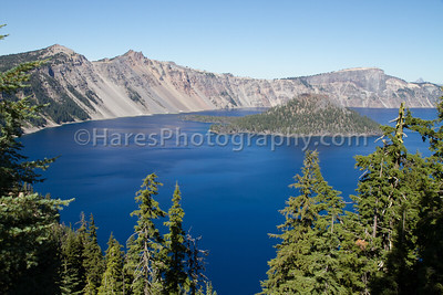 Crater Lake NP-8198