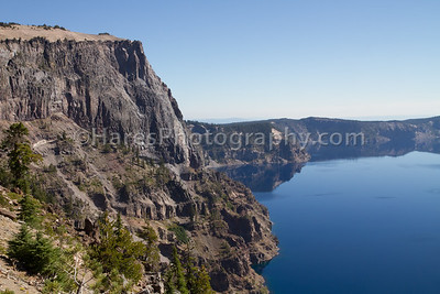 Crater Lake NP-8065
