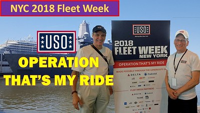 USO Operation That's My Ride