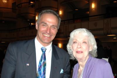 Cort Millar BAE Systems and Joyce Randoph (Trixie) The Honeymooners