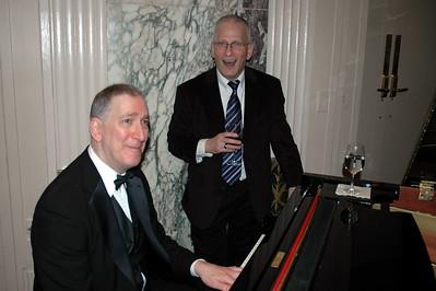 """Singing """"cool Guy"""" at piano"""