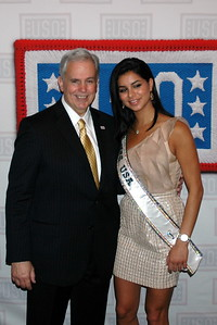 Mike Hallissy, Rima Fakih Miss USA 2010