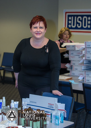 USO of Illinois | Care Package Drive | May 18, 2016