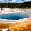 Crested Pool in Upper Geyser Basin