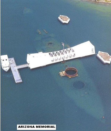 Aerial shot that shows the ship almost complete