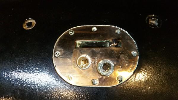 Torpedo detail