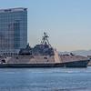 USS CORONADO<br /> LCS (littoral combat ship)
