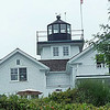 Lighthouse by the Mystic River
