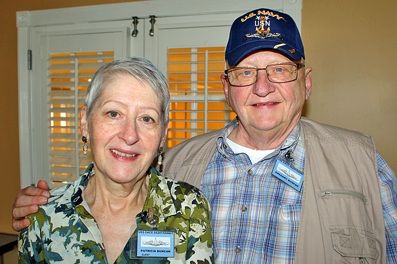 Greg and his wife, Patricia