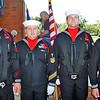 Sailors at the Memorial Ceremony