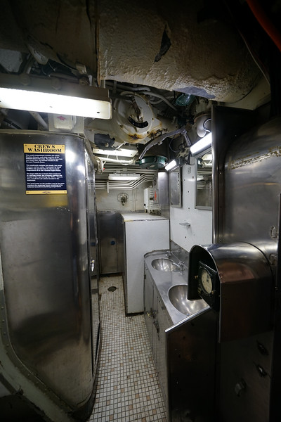 Crew's Washroom