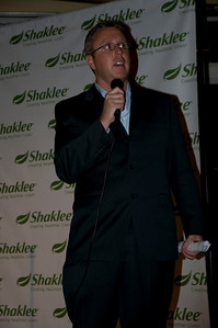 2009 Shaklee Energy Chews launch party, Chelsea Piers, New York City  USSA Sport Science Director, Troy Flanagan October 28, 2009  Photo: Katie Perhai/USSA