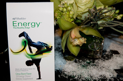 2009 Shaklee Energy Chews launch party, Chelsea Piers, New York City  October 28, 2009  Photo: Katie Perhai/USSA