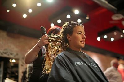 Resi Stiegler Paul Mitchell Experience at Raika Salon Photo: Sarah Ely/USSA