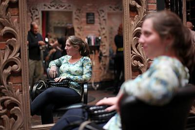 Paul Mitchell Experience at Raika Salon Photo: Sarah Ely/USSA