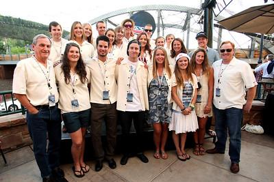 2012 USSA Partner Summit, Park City, UT Welcome dinner at Butcher's Photo © Sarah Brunson/USSA
