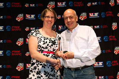 Domestic Adaptive Coach of the Year: Diane Barras 2012 USSA Congress Awards Banquet at The Marriott in Park City, UT Photo: USSA