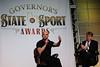 Andre Agassi<br /> 2013 Utah Governer's State of Sport Awards in Salt Lake City, Utah.<br /> Photo: Sarah Brunson/USSA