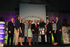 The Eccles family<br /> 2013 Utah Governer's State of Sport Awards in Salt Lake City, Utah.<br /> Photo: Sarah Brunson/USSA