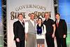 Sarah Hendrickson, Olympian of the Year Award<br /> 2013 Utah Governer's State of Sport Awards in Salt Lake City, Utah.<br /> Photo: Sarah Brunson/USSA
