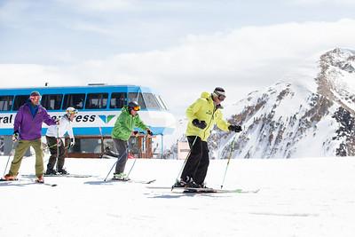 2014 PSIA/U.S. Ski Team certification at Snowbird Resort. Photo: Sarah Brunson/U.S. Ski Team