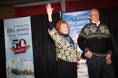 2014 U.S. Ski Hall of Fame induction in Park City, UT. Photo: U.S. Ski Team