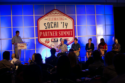 2014 USSA Partner Summit  General Summit Sessions at the Center of Excellence, Park City Photo: USSA