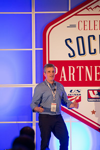 Michael Dresner, Cinesport 2014 USSA Partner Summit  General Summit Sessions at the Center of Excellence, Park City Photo: USSA
