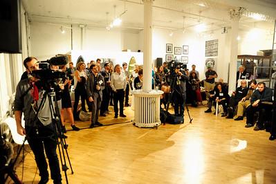 2015 World Champs Media Event