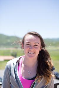 Galena Wardle 2015 Rookie Camp headshots Photo: USSA
