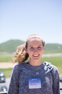 Maddy Barrett 2015 Rookie Camp headshots Photo: USSA