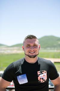 Mike Perle 2015 Rookie Camp headshots Photo: USSA