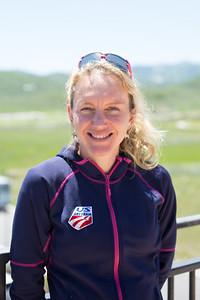 Caitlin Gregg 2015 Rookie Camp headshots Photo: USSA