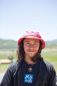 Jake Mageau 2015 Rookie Camp headshots Photo: USSA