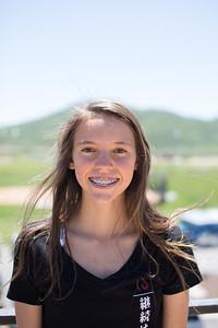 Tess Johnson 2015 Rookie Camp headshots Photo: USSA