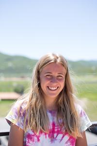 Anna Gorham 2015 Rookie Camp headshots Photo: USSA