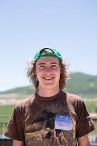 Garret Driller 2015 Rookie Camp headshots Photo: USSA