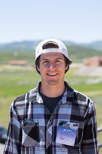 Alex Leever 2015 Rookie Camp headshots Photo: USSA