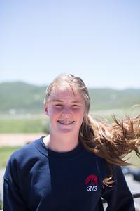 Caroline Claire 2015 Rookie Camp headshots Photo: USSA