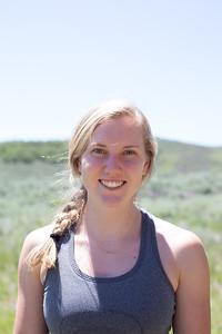 Nina O'Brien 2015 Rookie Camp headshots Photo: USSA