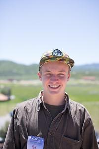 Nik Seemann 2015 Rookie Camp headshots Photo: USSA
