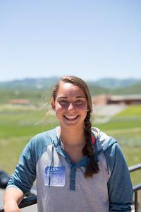 Julia Kern 2015 Rookie Camp headshots Photo: USSA