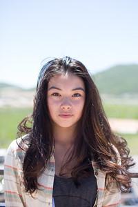 Hailey Langland 2015 Rookie Camp headshots Photo: USSA