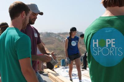 2016 Hope Sports and USSA home build in Rosarito, Mexico Photo © Danielle Fucs