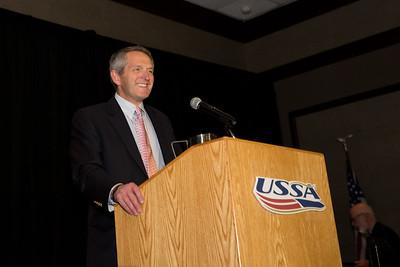 Westhaven Award - Paul Van Slyke Chairman's Awards Dinner 2016 USSA Congress Photo: USSA