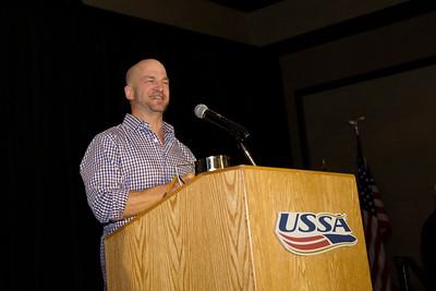USSA Club of the Year - Carrabassett Valley Chairman's Awards Dinner 2016 USSA Congress Photo: USSA