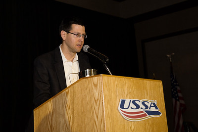 Paul Bacon Award - Fenway Sports Management Chairman's Awards Dinner 2016 USSA Congress Photo: USSA