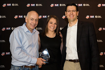 Paul Bacon Award - Fenway Sports Management Chairman's Awards Dinner 2016 USSA Congress Photo: USSA